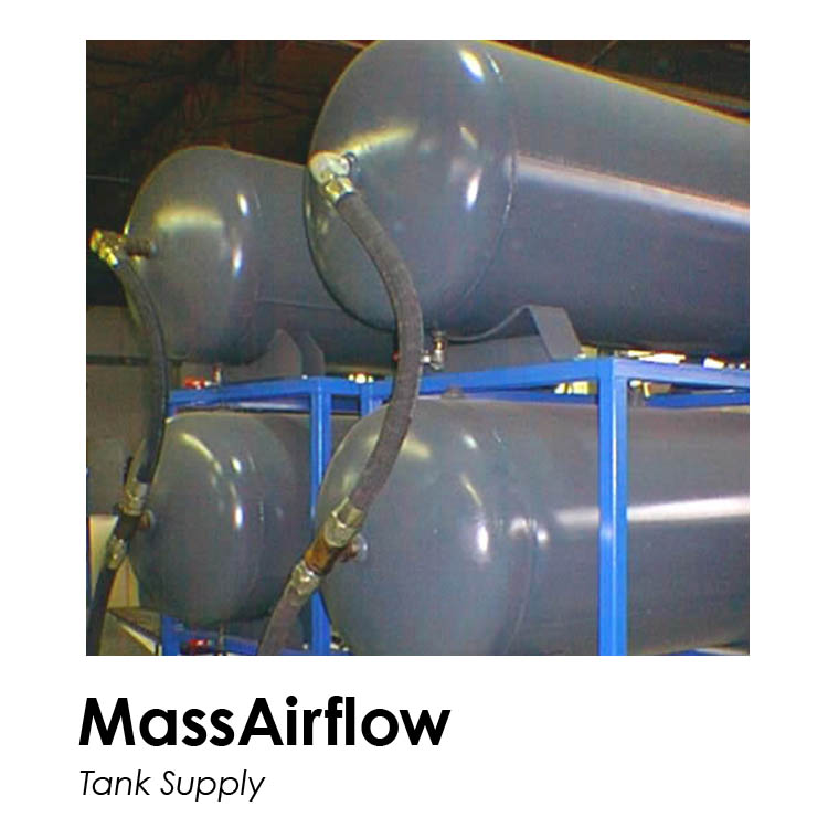 Mass Airflow - Tank Supply