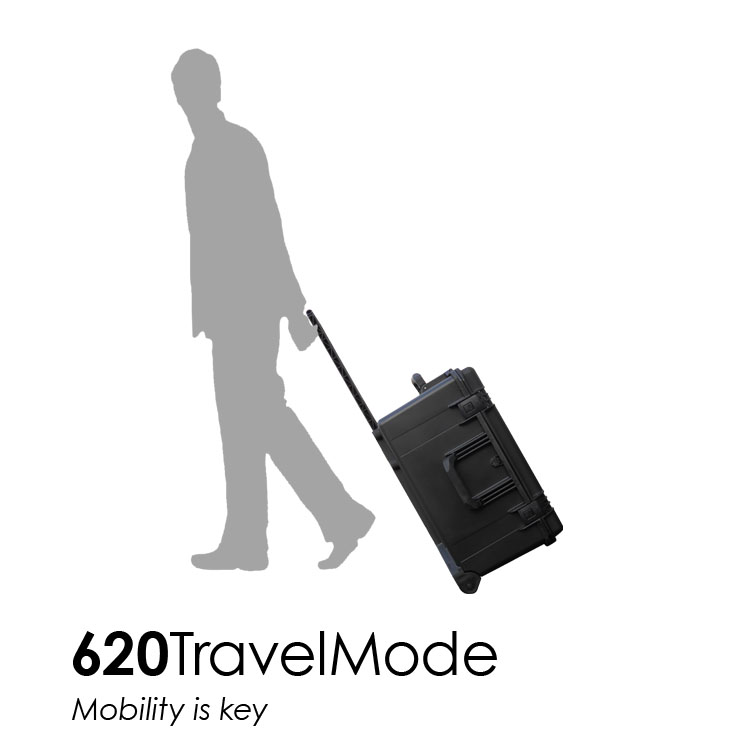 Mass Air Flow Model 620 - Travel Mode