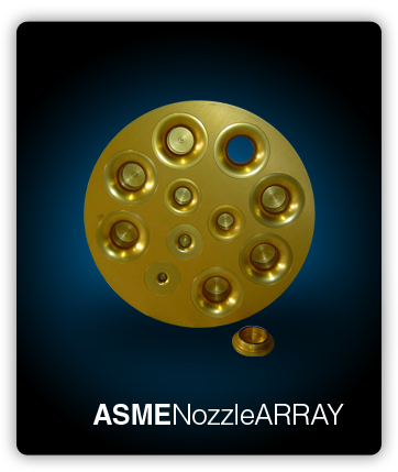 ASME Airflow Nozzle Array